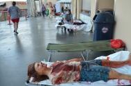 The Walking Dead Escape Comic-Con 2014 Petco Park 22