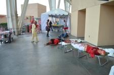 The Walking Dead Escape Comic-Con 2014 Petco Park 24