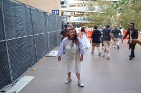 The Walking Dead Escape Comic-Con 2014 Petco Park 46