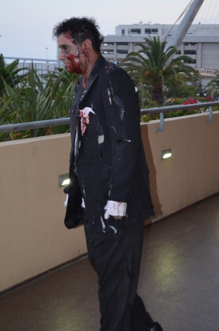 The Walking Dead Escape Comic-Con 2014 Petco Park 53