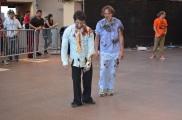 The Walking Dead Escape Comic-Con 2014 Petco Park 56