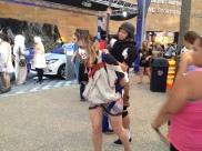 The Walking Dead Escape Comic-Con 2014 Petco Park 60
