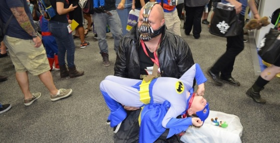 A Look Back at Comic-Con 2014