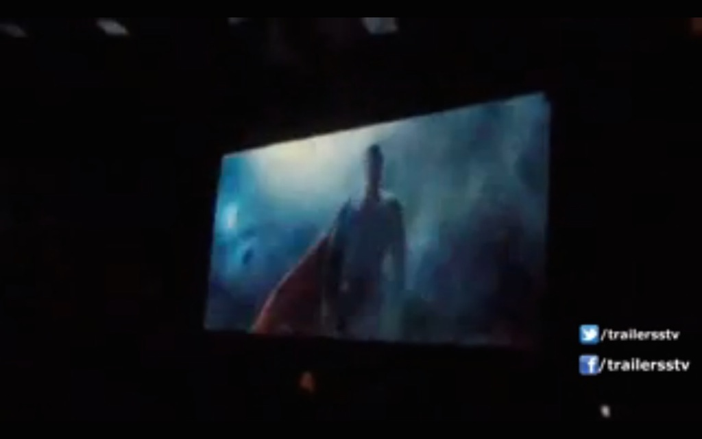 Batman v Superman Teaser 7 Comic-Con 2014