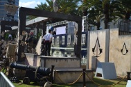 Comic-Con 2014 Assassins Creed Experience 4