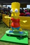 Comic-Con 2014 Bart Simpson