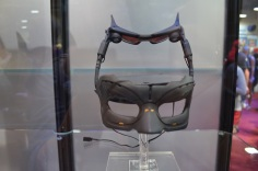 Comic Con 2014 Batman 75th Anniversary Exhibit Anne Hathaway
