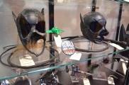 Comic Con 2014 Batman 75th Anniversary Exhibit Catwoman Mask