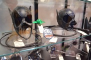 Comic Con 2014 Batman 75th Anniversary Exhibit Catwoman Mask