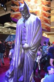 Comic Con 2014 Batman 75th Anniversary Exhibit The Dark Knight Rises