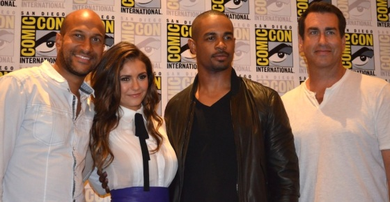 Comic-Con 2014 Celebrity Sightings and Familiar Faces