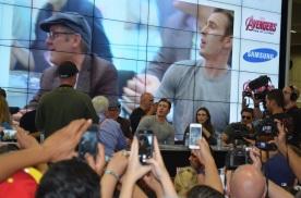 Comic-Con 2014 Chris Evans 2