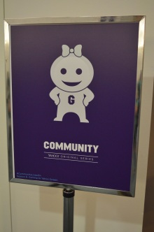 Comic-Con 2014 Community Lives On