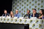 Comic-Con 2014 Community Panel Chris McKenna