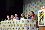 Comic-Con 2014 Community Panel Star Burns