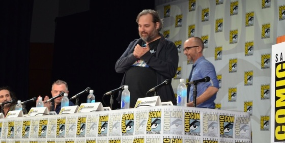 Comic-Con 2014 Community Panel