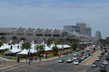 Comic-Con 2014 Convention Center 2