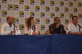 Comic-Con 2014 Damon Wayans Jr