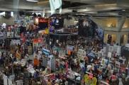 Comic-Con 2014 Exhibit Floor Sunday