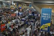 Comic-Con 2014 Exhibit Hall 4