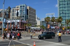 Comic-Con 2014 Gaslamp District San Diego