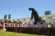 Comic-Con 2014 Godzilla