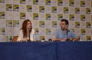 Comic-Con 2014 Hannah Ware 2