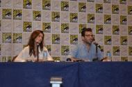 Comic-Con 2014 Hannah Ware