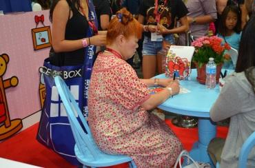 Comic-Con 2014 Hello Kitty