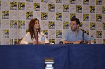 Comic-Con 2014 Hitman Agent 47 Cast