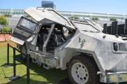 Comic-Con 2014 Into the Storm Truck