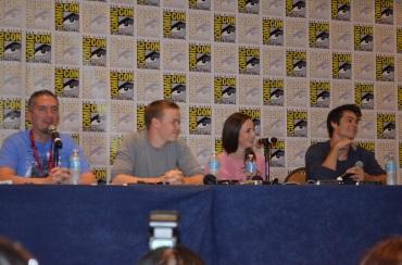 Comic-Con 2014 James Dashner