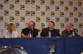 Comic-Con 2014 Jorge R. Gutierrez