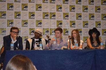 Comic-Con 2014 Kingsman Cast