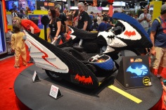Comic-Con 2014 LEGO Batcycle