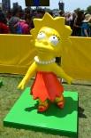 Comic-Con 2014 Lisa Simpson