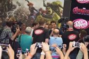 Comic-Con 2014 Lou Ferrigno