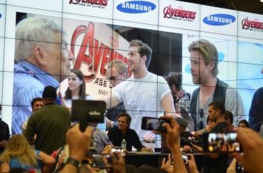 Comic-Con 2014 Mark Ruffalo