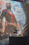 Comic-Con 2014 Marvel Studios Booth Ant-Man Helmet 2