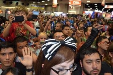 Comic-Con 2014 Marvel Studios Signing