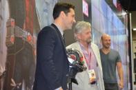 Comic-Con 2014 Michael Douglas and Paul Rudd