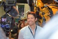 Comic-Con 2014 Misha Collins
