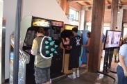 Comic-Con 2014 Nerd HQ Arcade