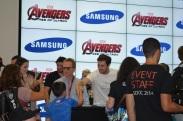 Comic-Con 2014 Paul Bettany 2