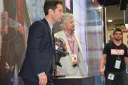 Comic-Con 2014 Paul Rudd and Michae Douglas