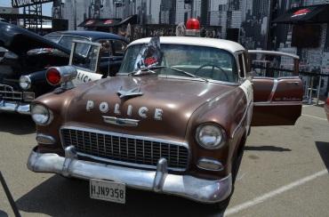 Comic-Con 2014 Sin City Police Car