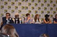 Comic-Con 2014 Sophie Cookson