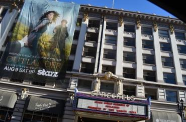 Comic-Con 2014 Spreckles Theater
