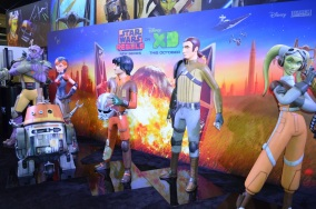 Comic-Con 2014 Star Wars Rebels