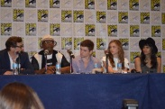 Comic-Con 2014 Taron Egerton